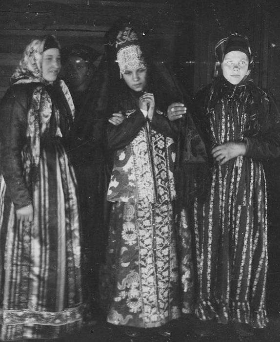 Русские женщины.