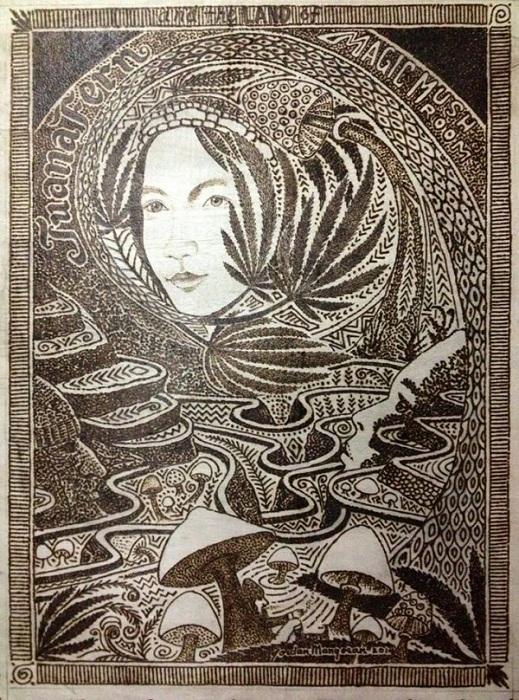 Творчество Jordan Mang-osan.