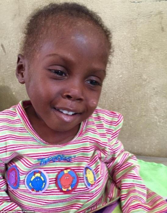 Ведь как мало нужно для ребенка, чтобы на его лице снова появилась улыбка.