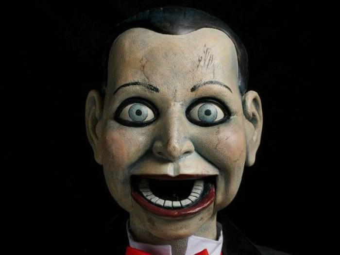 Жуткая «говорящая» кукла. | Фото: allday.com.