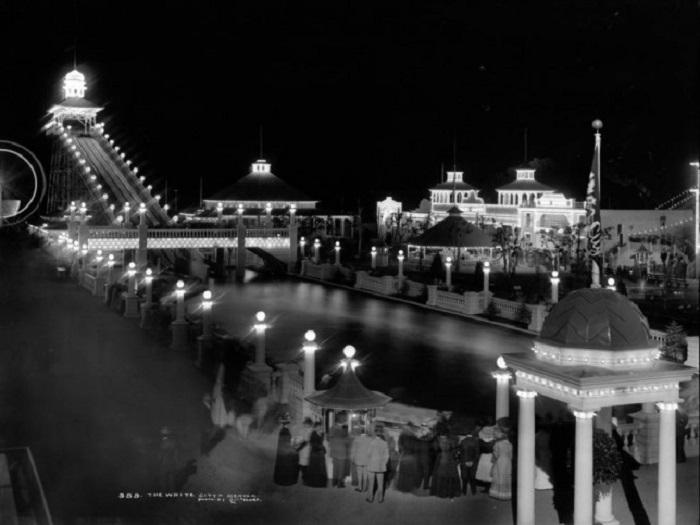 Всемирная выставка в Чикаго в 1893 году. | Фото: messynessychic.com.