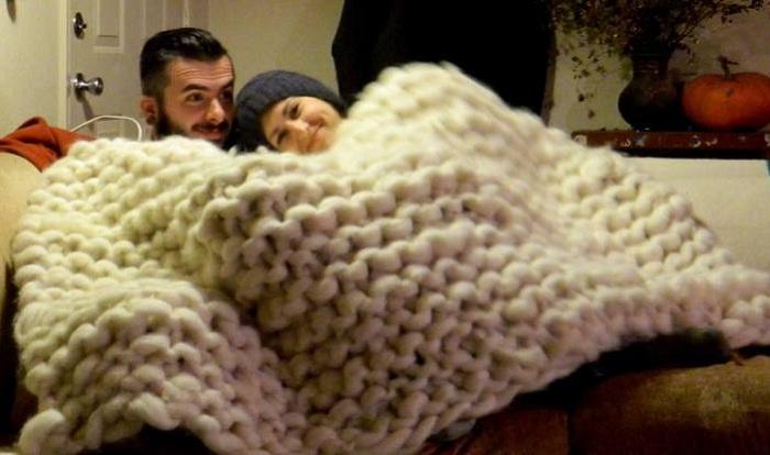 Одеяло, сделанное мастерицей Otterknot.
