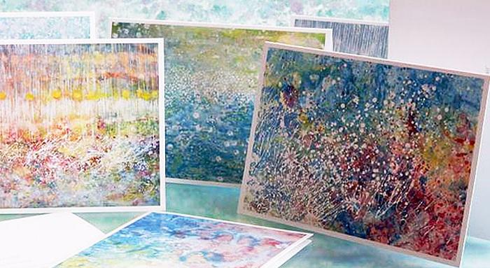 Картины, нарисованные Iris Grace.