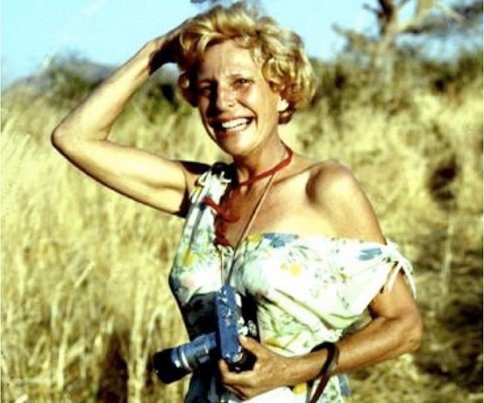 Лени Рифеншталь долгое время прожила в Африке, где стала фотографом.