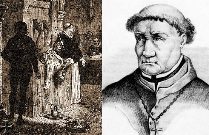 Великий инквизитор - Томас де Торквемада.