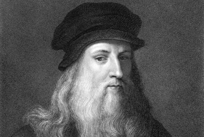 Леонардо да Винчи - человек, опередивший свое время.
