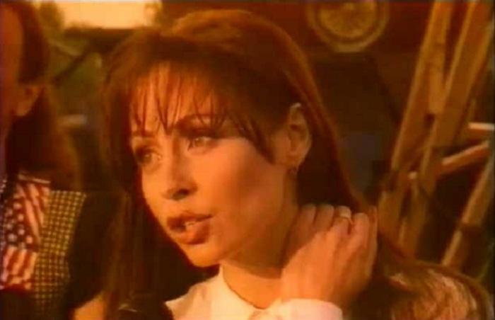Марина Хлебникова в 90-х.