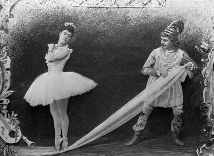Балет «Щелкунчик», 1892 год.