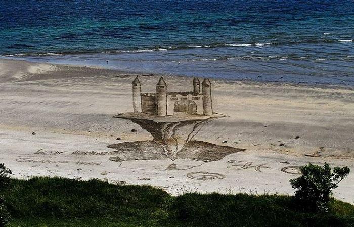 Творчество новозеландских художников.