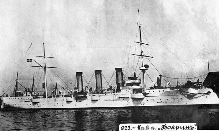 Крейсер «Боярин».