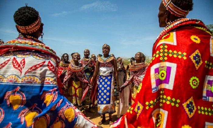 Умоджа - деревня, где живут женщины, пострадавшие от мужского насилия.