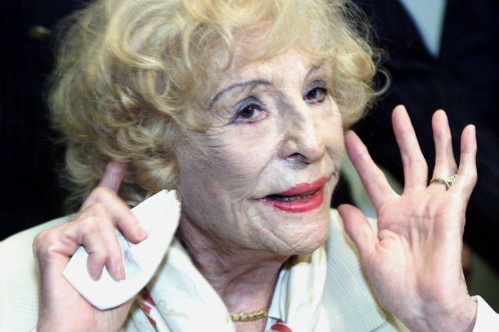 Лени Рифеншталь прожила 101 год.