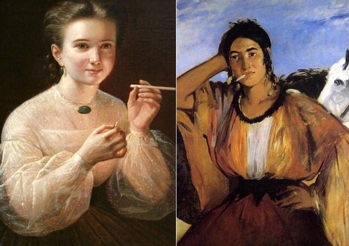 «Вредные» картины известных художников.