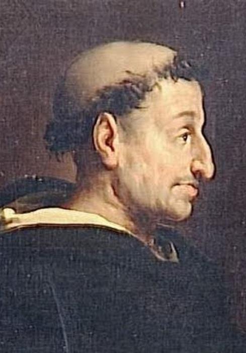 Томас де Токвемада - главная фигура в испанской инквизиции.
