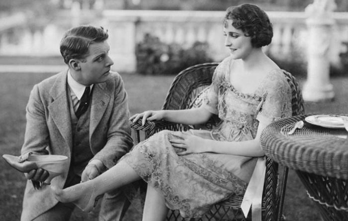 Правила вежливого тона в 1920-х годах. | Фото: messynessychic.com.
