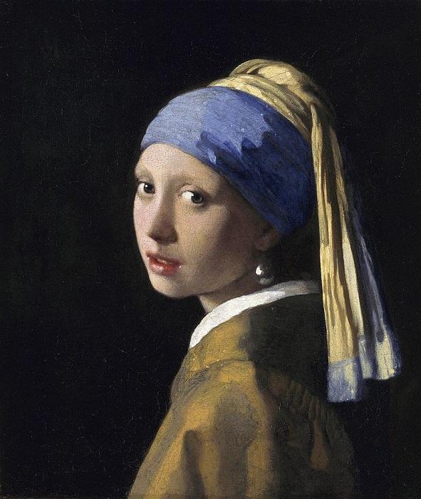 Девушка с жемчужной сережкой. Ян Вермеер, 1665 год. | Фото: news.artnet.com.