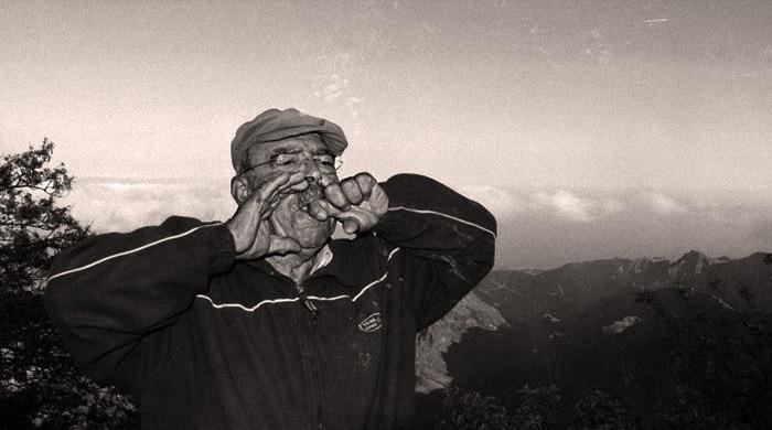 Гомерический свист - язык на Канарских островах.