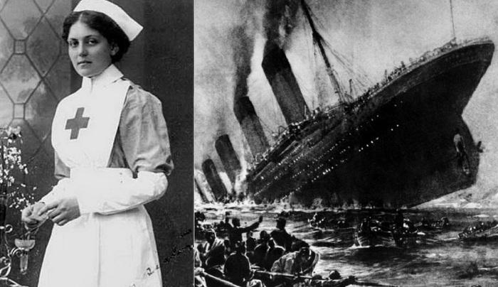 Вайолетт Констанс Джессоп - женщина, пережившая катастрофы на «Олимпике», «Титанике» и «Британике».