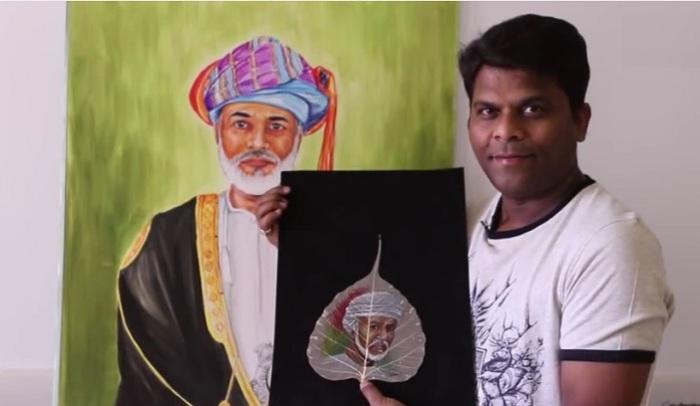 Мастер и его работа. | Фото: youtube.com.