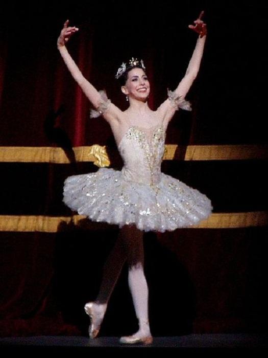 Alexandra Ansanelli в роли Авроры из балета «Спящая красавица». | Фото: thevintagenews.com.