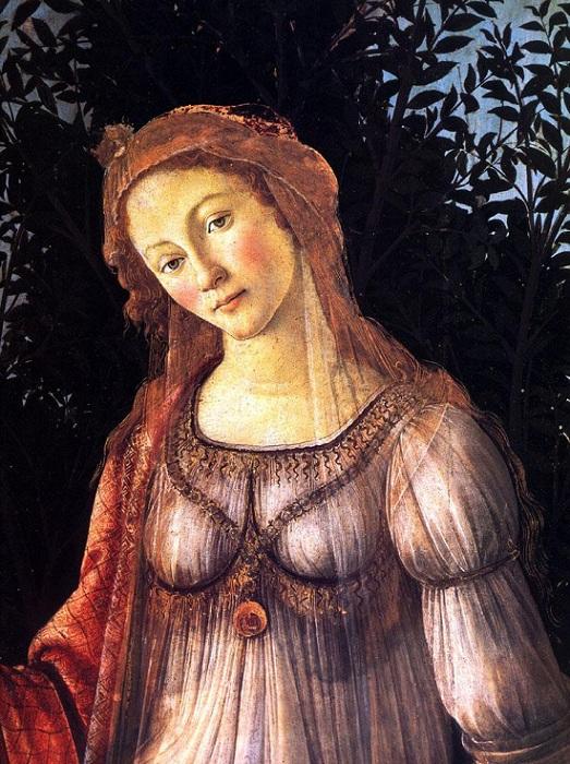 Венера - богиня любви.