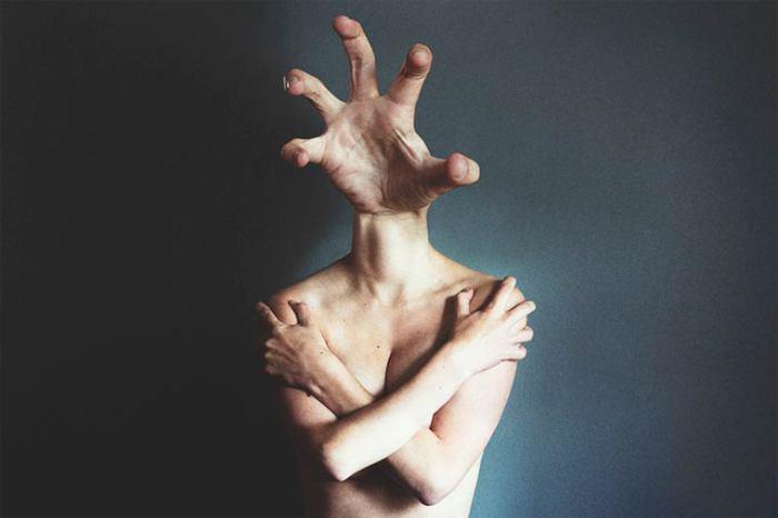 Surreal Anatomy - сюрреалистичная анатомия.