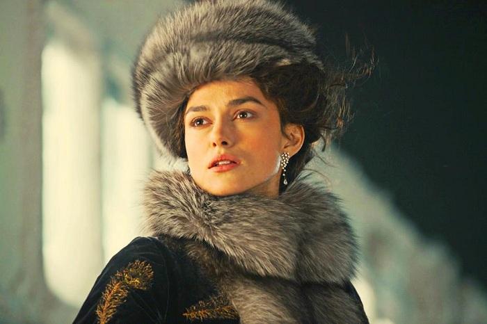 Кира Найтли (Keira Knightley) в роли Анны Карениной (2012). | Фото: filmblog.damaris.org.