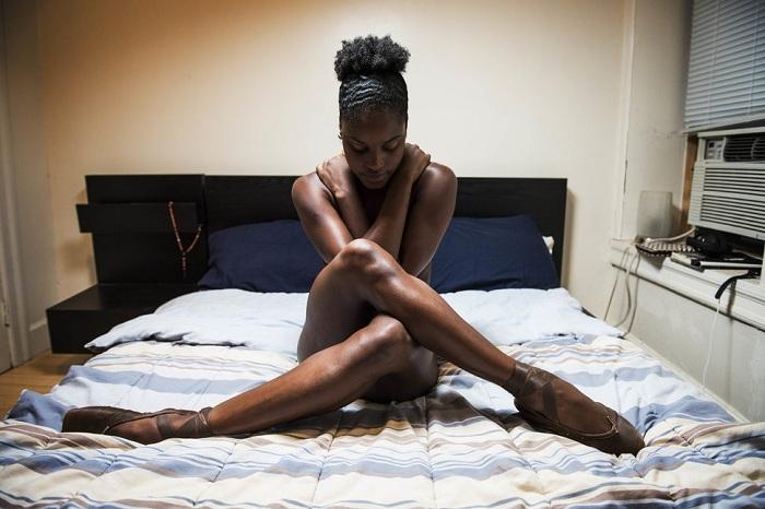 Ингрид Силва (Ingrid Silva) - уроженка Бразилии, работает в Театре танца Гарлема.