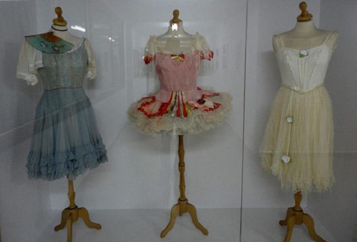 Балетные костюмы. | Фото:  thevintagenews.com.