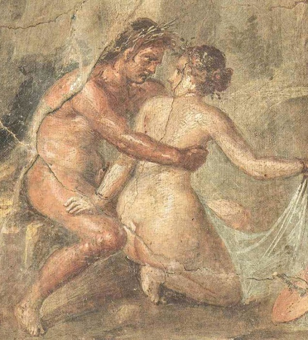 Секс в старину в греции