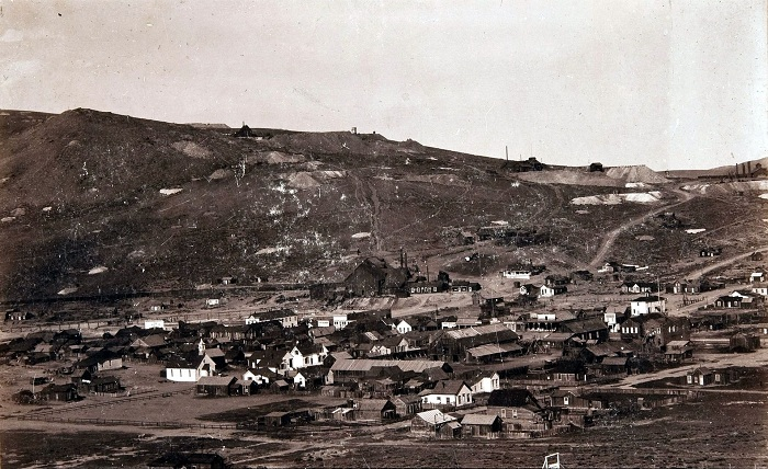Боди - город, в котором обосновалась Элеонора Дюмонт. | Фото: natemaas.com.