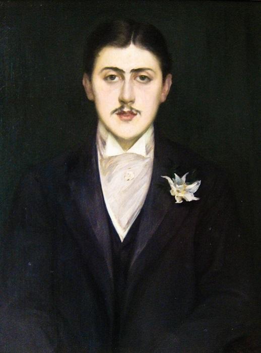 Портрет Марселя Пруста, 1892 год. | Фото: sociallearningcommunity.com.