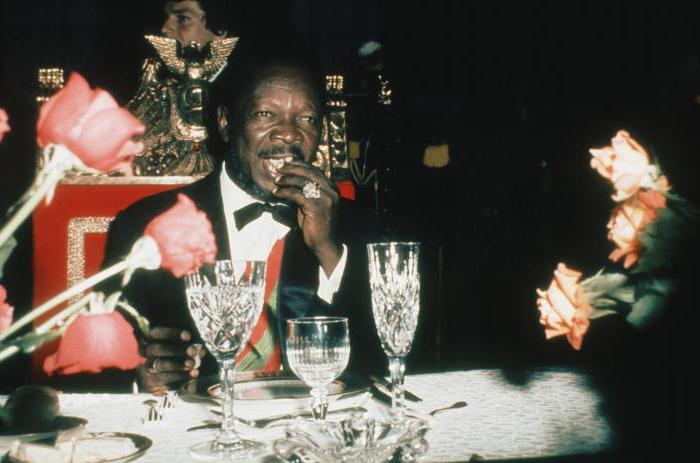 Жан Бедель Бокасса - президент Центральноафриканской республики. | Фото: syl.ru.