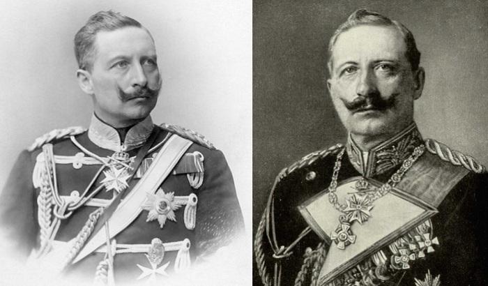 Вильгельм II - последний германский император и король Пруссии.