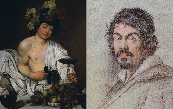 Караваджо и его картина «Вакх».