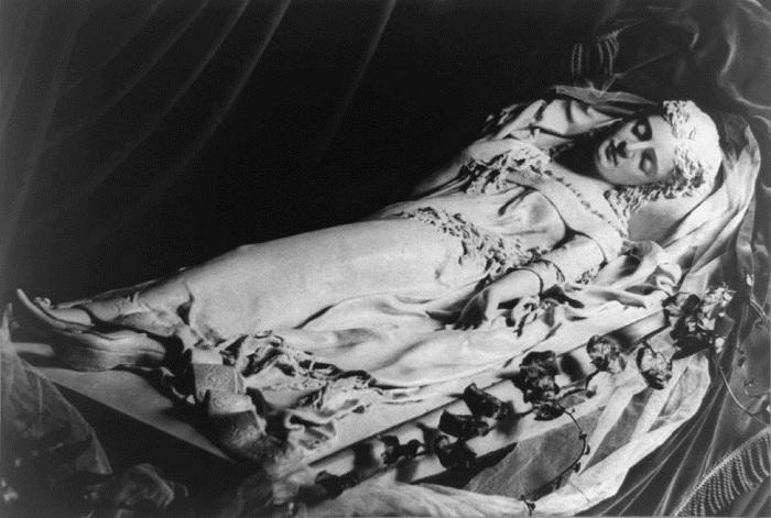 The dreaming Iolanthe, Caroline S. Brooks, 1878.