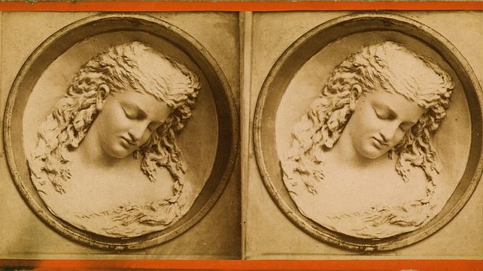 The Dreaming Iolanthe, Caroline S. Brooks, 1876.