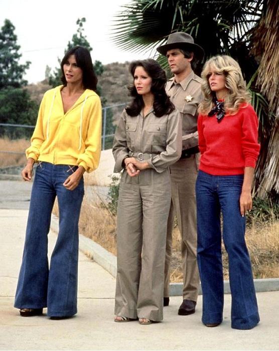 Мода 1970-х.