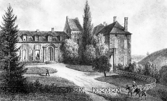 Замок Сирей. | Фото: upload.wikimedia.org.