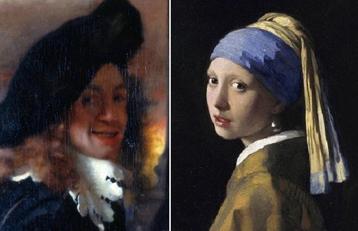 Голландский живописец XVII века Ян Вермеер.
