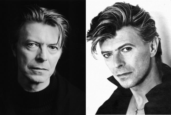 Дэвид Боуи (David Bowie) - британский рок-музыкант.