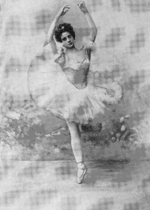 Балерина Аделина Джури. | Фото: proscena.ru.