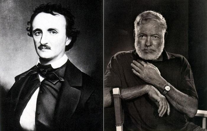 Писатели со странностями.