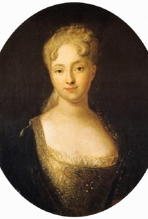 Княжна Екатерина Долгорукова - невеста Петра II. | Фото: ru.wikipedia.org.