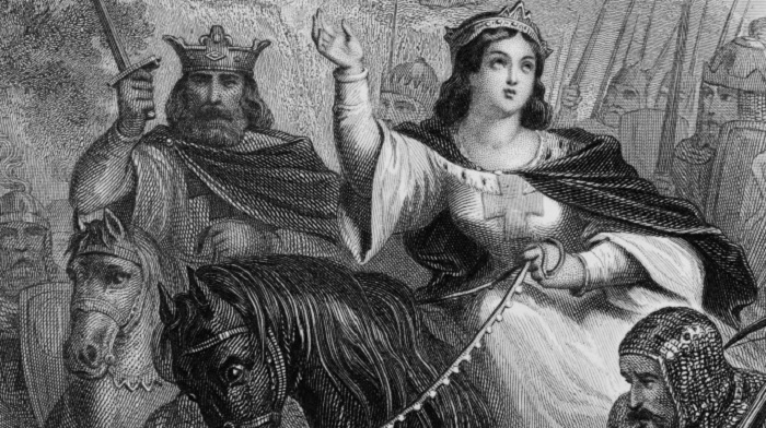 Элеонора Аквитанская - королева Англии и Франции. | Фото: history.com.