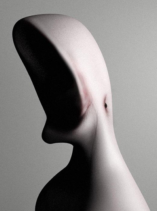 Психоделические образы турецкого фотохудожника.