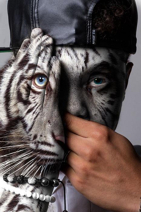 Проект в защиту животных в зоопарке.