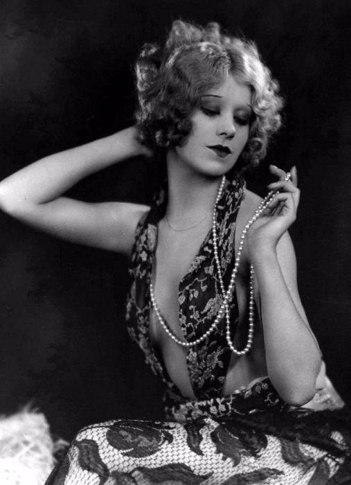 Фейт Бекон - самая красивая танцовщица Америки 1930-х годов. | Фото: vintag.es.