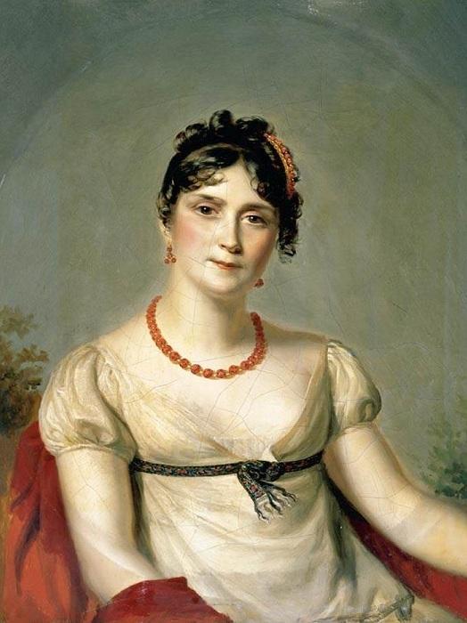 Императрица Жозефина. Фирмин Массо, ок. 1812 года. | Фото: ru.wikipedia.org.