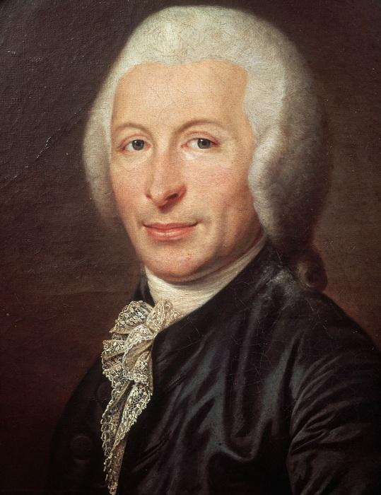 Портрет Джозефа Гильотена.| Фото:  arttrans.com.ua.